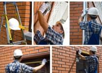 Ugradnja PVC stolarije